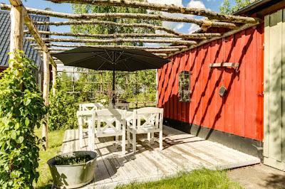 De casi todo un poco mas patios rusticos con encanto i for Decoracion de patios rusticos