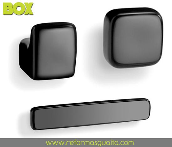 Accesorios De Baño De Porcelana:serie+box+de+accesorios+de+ba%C3%B1o+roca+porcelana+negra+blanca