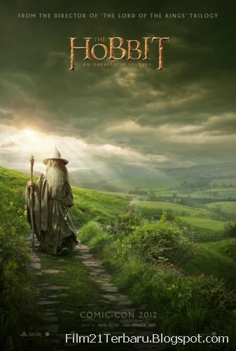 Film The Hobbit: An Unexpected Journey 2012 (Bioskop)
