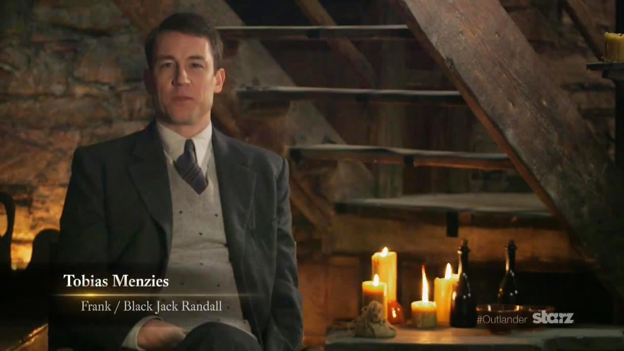 tras las cámaras de Outlander.  Outlander_+New+Series+2932