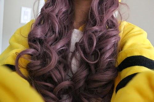 Lavender Lolita Wig P