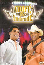 DVD - André e Andrade - Tá Na Cara