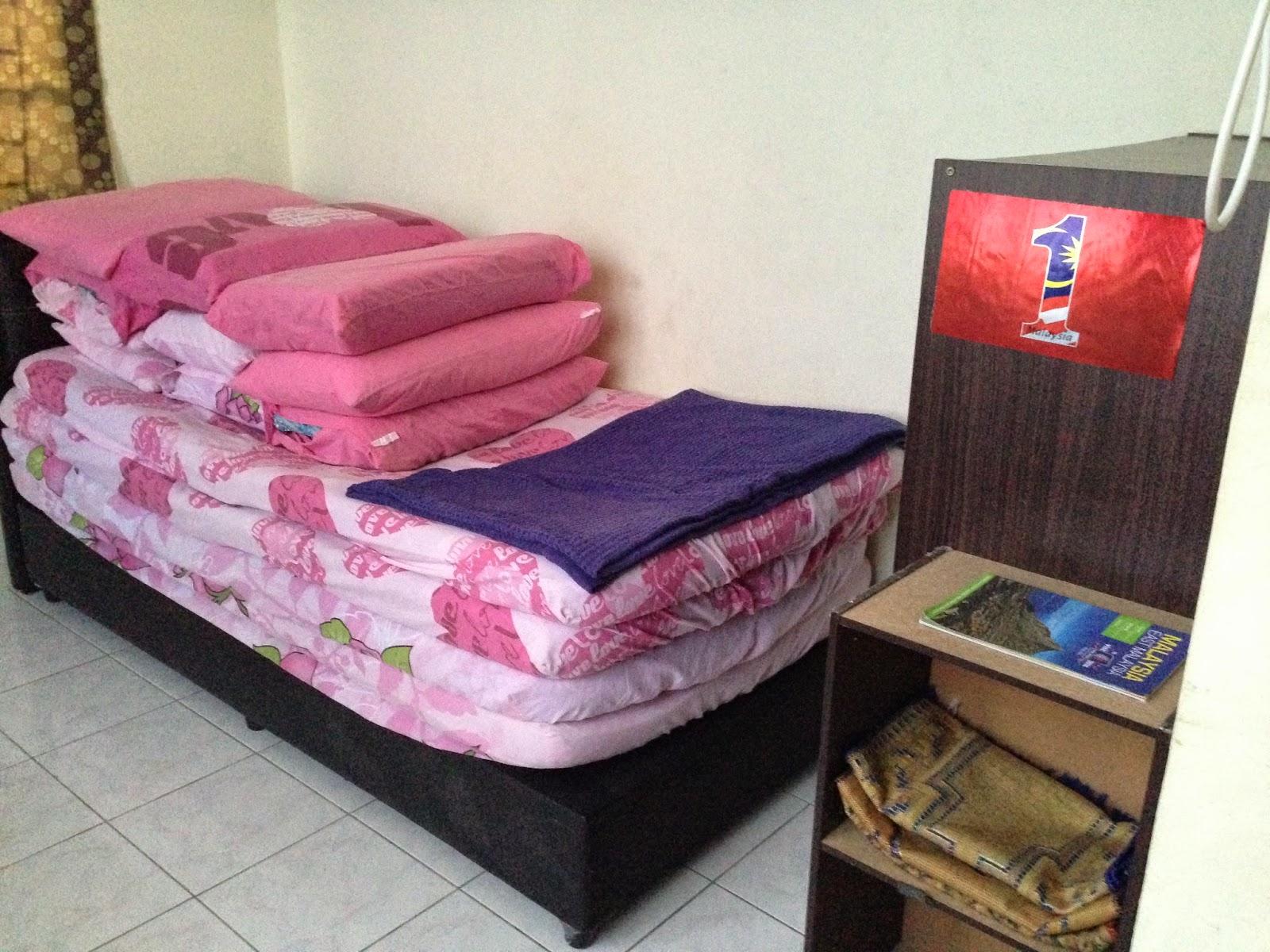 chesu homestay kuching foto hmstay lorong 2