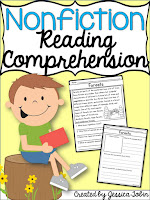 https://www.teacherspayteachers.com/Product/Reading-Comprehension-622715