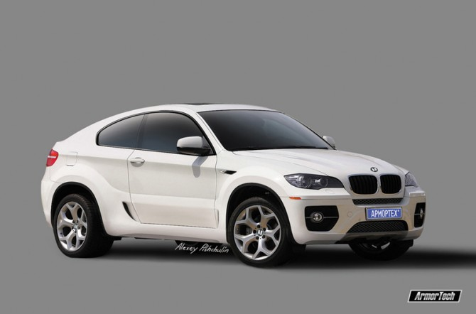 Bmw X6 2011 Review Vivid Car