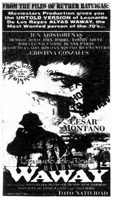 Leonardo Delos Reyes: Alyas Waway (1993)