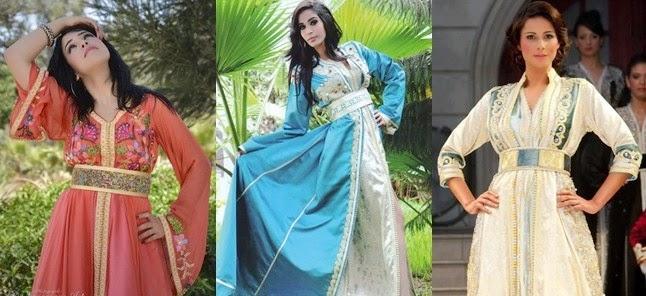 Ingin Tampil Cantik dengan Busana Kaftan Maroko