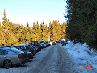 Parcare Partie de Schi la Pasul Bucin
