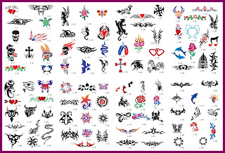 airbrush_tattoo_stencil_gallery_sheet_01.jpg (800×545)