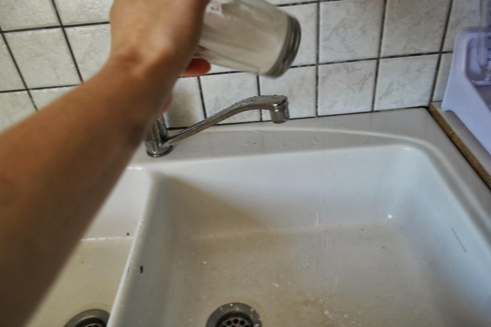 Creme A Recurer Salle De Bain ~ la maison de m lissande comment nettoyer sa cuisine