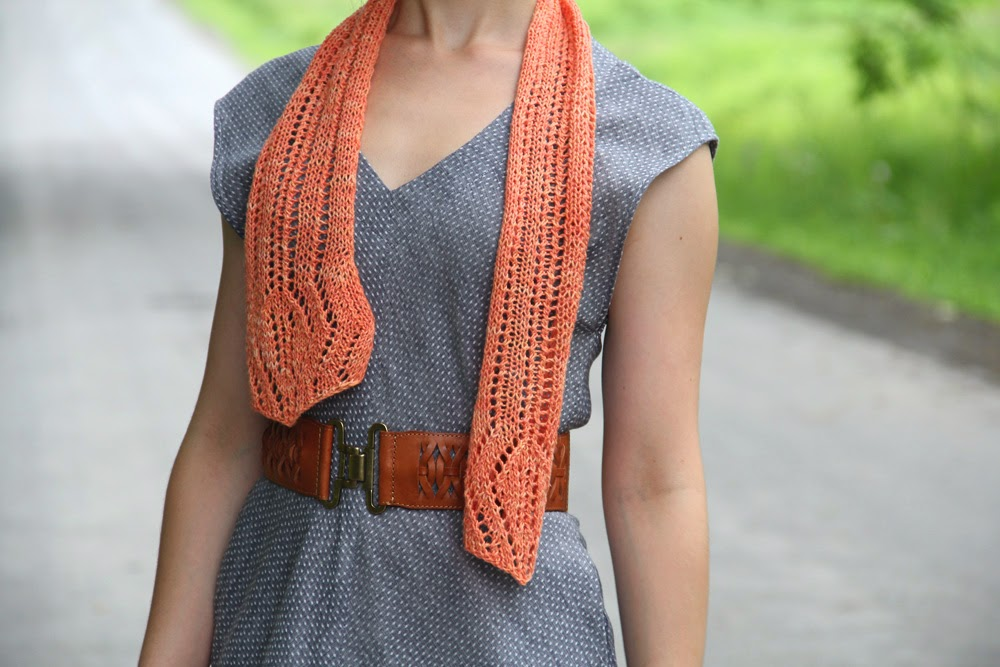 Nelkin Designs Blog Forza Scarf A Free Pattern From Knockout Knits