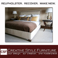 COTE DE TEXAS SPONSOR:  CREATIVE STYLE FURNITURE
