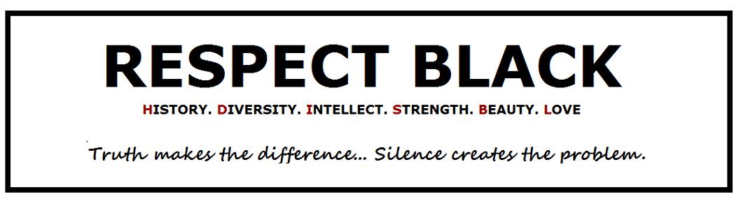 RESPECT BLACK