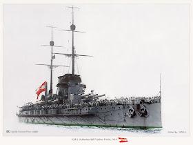 Classe Tegetthoff - Cruzador Austro-Húngaro