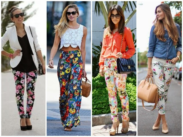 Well-known Estampa floral | fashionista SI65