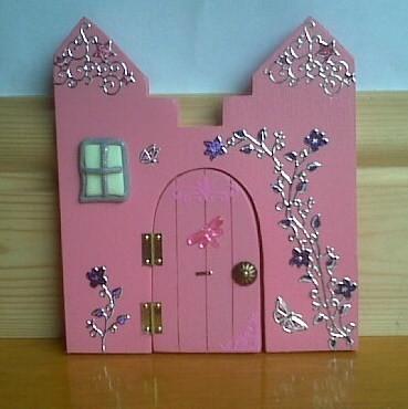 Princess Towers Opening Fairy Door & Enchanted Doorways: Princess Towers Opening Fairy Door
