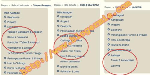 Berniaga.com menambah kategori produk baru