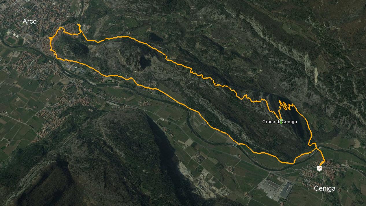 GPS Croce di Ceniga