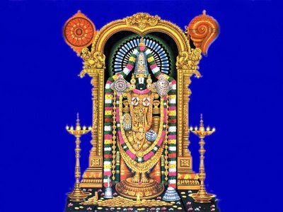 God Venkatachalapathy On