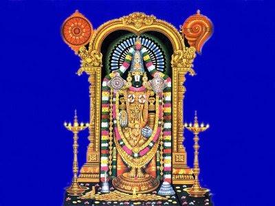 God Venkatachalapathy On