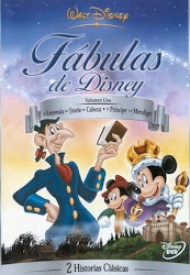 Fabulas Disney – Volume 1