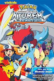 Pokémon 15: Kyurem contra el espadachín místico (2012) [Latino]