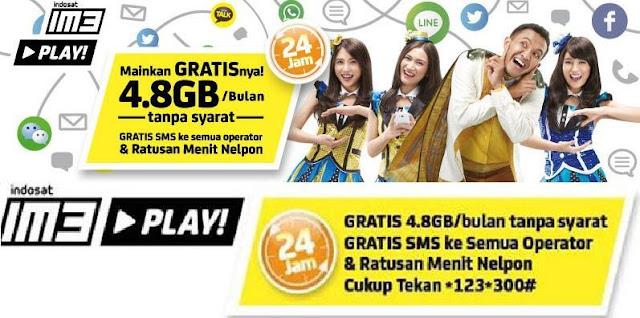 Promo Paket Internet Im3