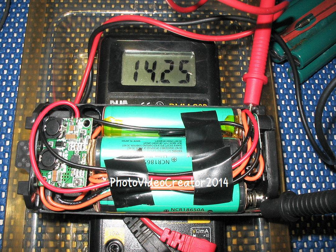 三用電表量測 穩壓模組輸出電壓