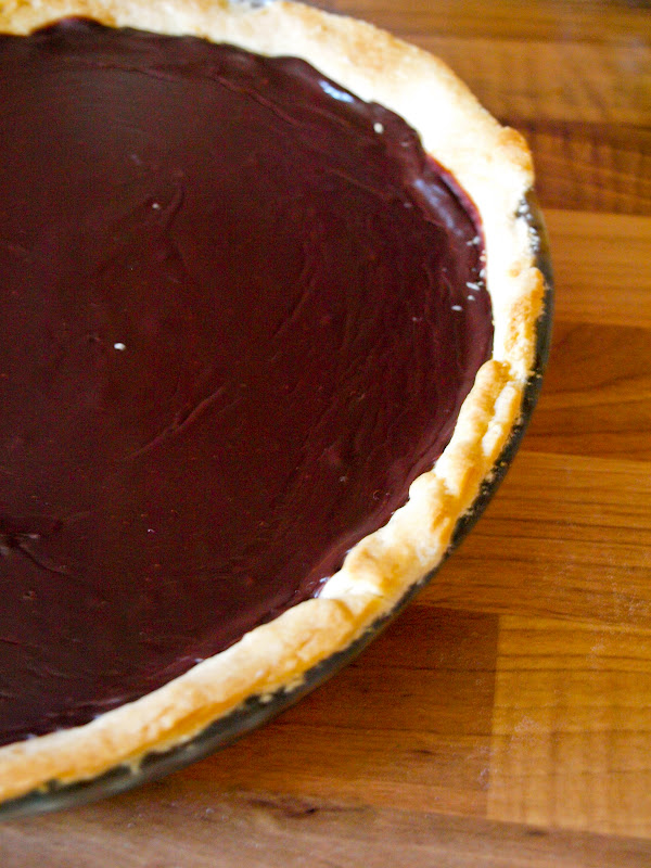 Good gobble!: Chocolate Ganache Tart