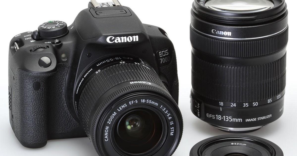 Harga Dan Spesifikasi Kamera Canon EOS 700D 2014 YASIN NH