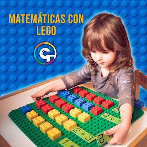 Curso de Matemática Creativa Lego