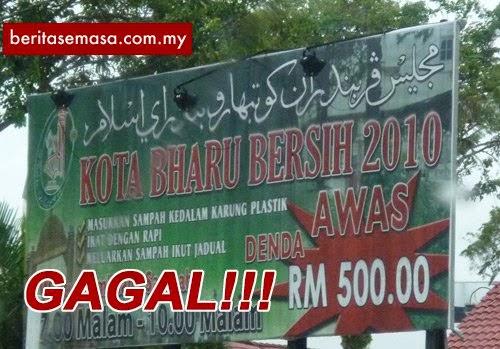 Kelantan Negeri Paling Kotor di Malaysia VS Melaka Negeri Paling Bersih