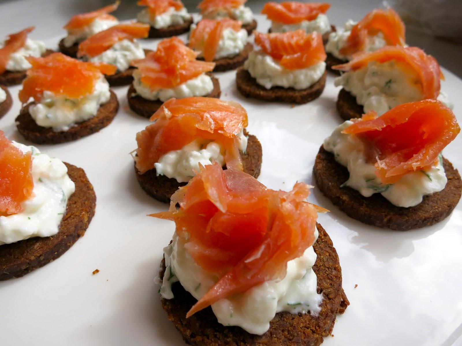 ... salmon croquettes teriyaki salmon maple salmon salmon canapes 8
