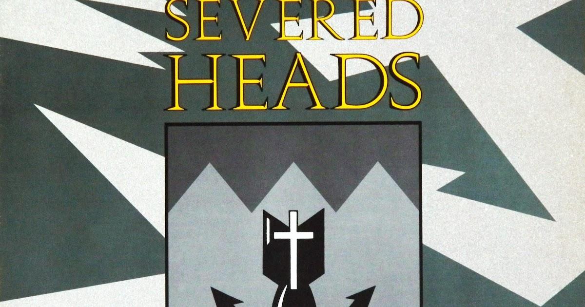 Severed Heads Petrol