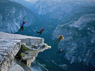 1 base jumping 10 of the Worlds Most Dangerous Sports