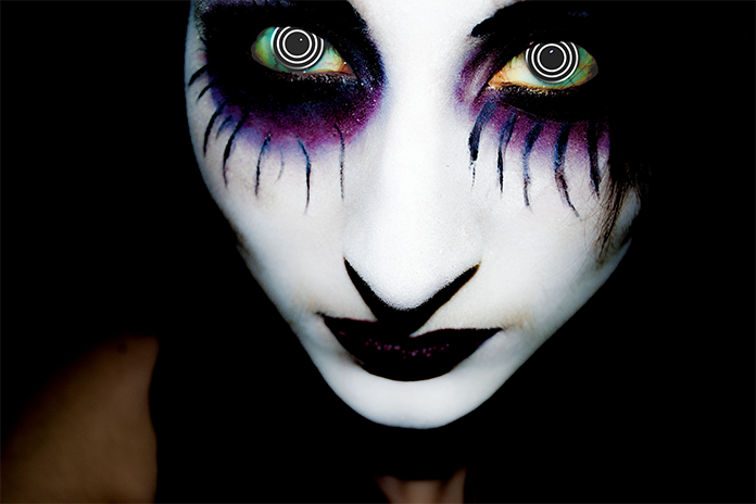 Maquillage halloween qui font peur - Maquillage d halloween qui fait peur ...