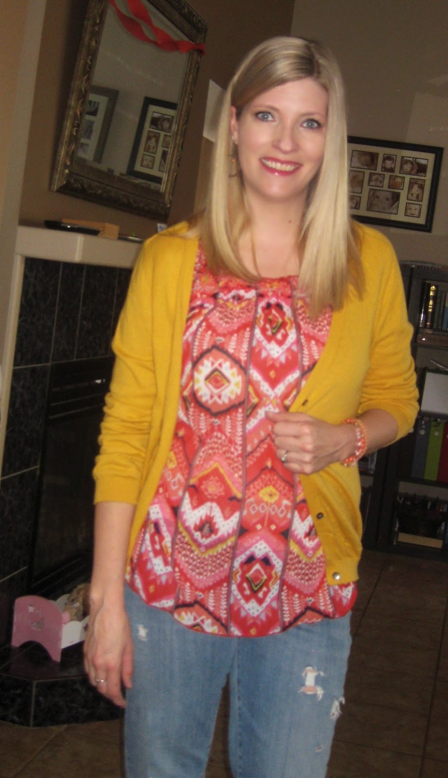VV Boutique Style: Looking Lucky - Tribal Print