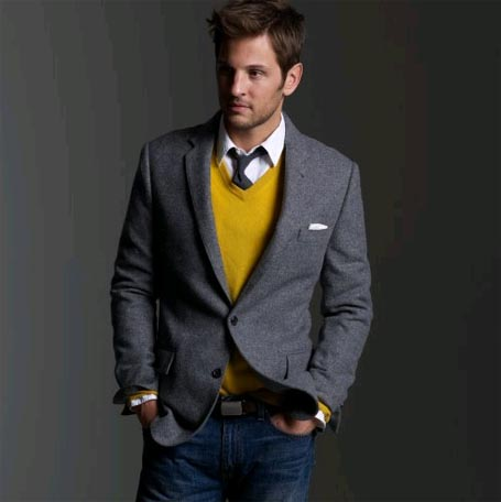 Sweater Sport Coat