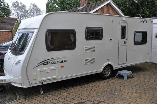 Ebay Scam Hunter  2009 Lunar Quasar 546 6 Berth Single Axle Caravan