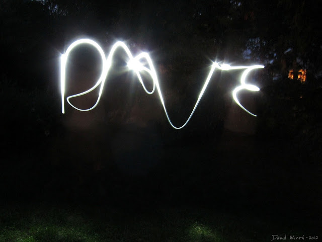 flashlight, sparklers, write name, how to, photo, photograph