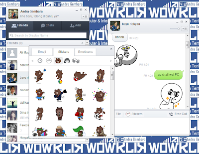 Download Line For PC Offline APK Version