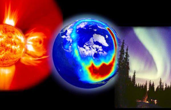 PRESENTAN EVIDENCIA SOBRE CONEXION ENTRE ACTIVIDAD SOLAR Y FENOMENOS CLIMATICOS Y GEOLOGICOS