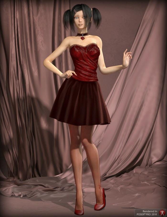 Kiriko Outfit