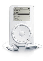 iPod primer modelo