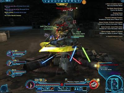 SWTOR - Melee Combat