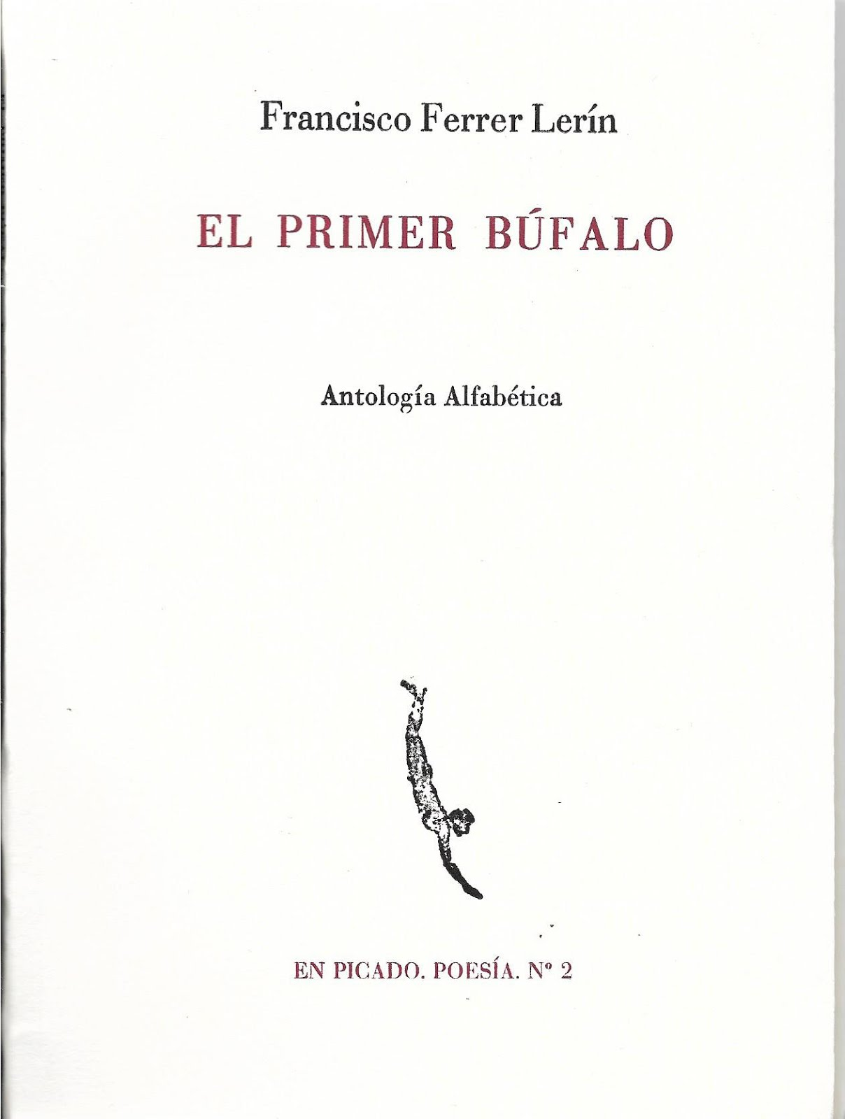 El primer búfalo