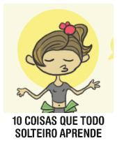 10 coisas que todo solteiro aprende