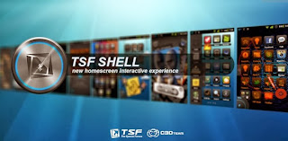 TSF Shell Launcher v2.0.6.apk Android