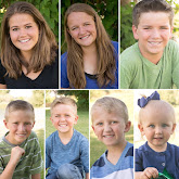 My Sensational Seven (soon to be Eight!)