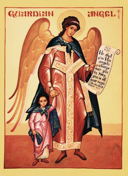 OCTOBER 2 - THE HOLY GUARDIAN ANGELS